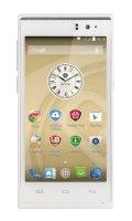 Prestigio Multiphone 5505, bílý (PSP5505DUOWHITE)