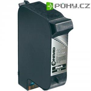 Cartridge pro HP 15, H-3, černá