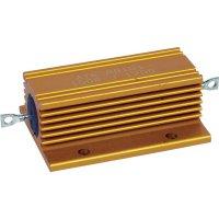 Rezistor ATE Electronics, 47 Ω, 5 %, axiální vývody, 100 W, 5 %