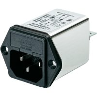 Síťový filtr Schaffner, FN 9260-1-06, 5,3 mH, 250 V/AC, 1 A