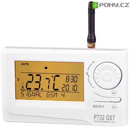 GSM ovládání topení - termostat PT32 GST - Kliknutím na obrázek zavřete