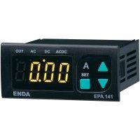 Vestavný LED ampérmetr Suran Enda EPA141S-R- 230 SW