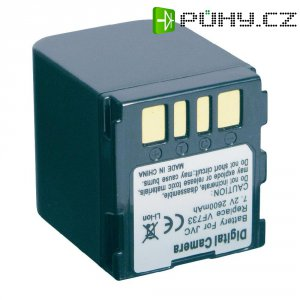Akumulátor pro kamery, 250743, 7,2 V, 2300 mAh