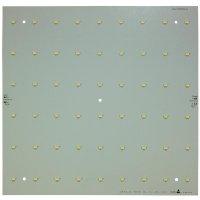 Deska s 54 LED Barthelme 50705433, 1100lm, teplá bílá