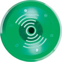 Sirénka / kontrolka, 80 dB 12 V/DC, 22 mm, modrá