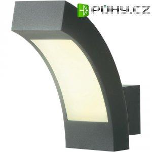 Venkovní nástěnné LED svítidlo Esotec Line, 105193, 4,5 W, antracit