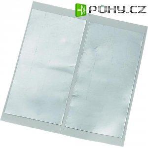 Tepelně odolná lepicí fólie Reely, 100 x 40 x 1 mm (X7290)