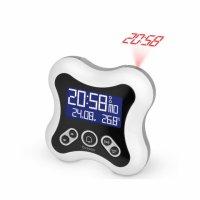 Digitální budík s projekcí času RM331PW