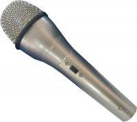 Mikrofon dynamický DM106S celokovový s vypínačem