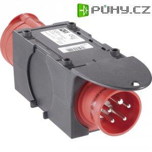 CEE adaptér PCE, 9437430, zástrčka 16 A fázový měnič ⇒ zásuvka 32 A, IP44