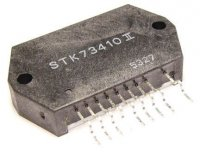 STK73410 - voltage regulator