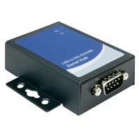 Sériový adaptér Delock USB 2.0, 1 x RS-422/485, černý