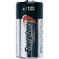 Lithiová baterie Energizer CR 123