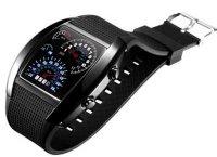 Panské hodinky LED Formule F1