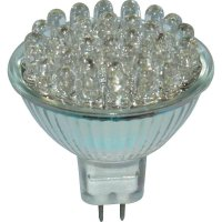 LED žárovka MR16, 8632c28b, GU5.3, 1,8 W, 12 V, 52 mm