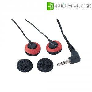 Mikro-Stereo-Sluchátka, 32 Ω, 3,5 mm Jack, 1,2 m ka