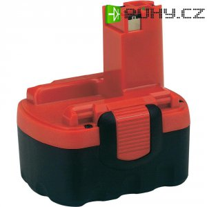 Náhradní akumulátor Bosch, NiMH, 14,4 V, 2,6 Ah, 2607335686
