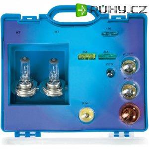 Kufřík s náhradními žárovkami H7