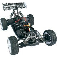 RC model Brushless Buggy TeamC Stoke E TR8E, 1:8, 4WD, RtR 2,4 GHz