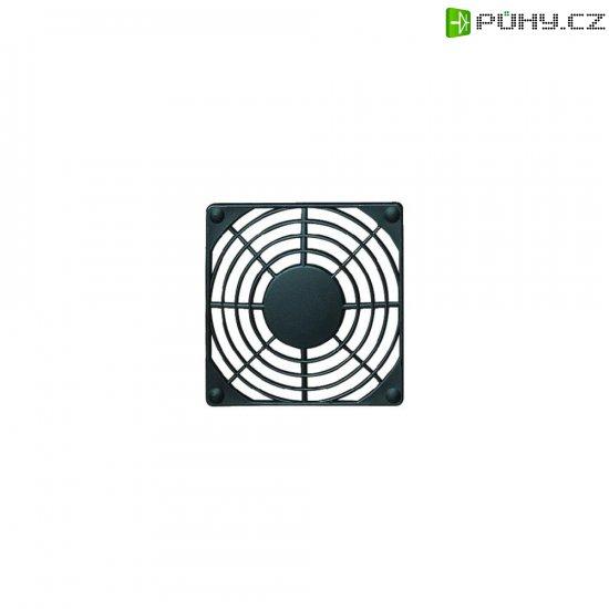 Ochranná mřížka Wallair 20100321, 60 x 60 mm, černá - Kliknutím na obrázek zavřete