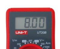 Multimetr UNI-T UT 20B