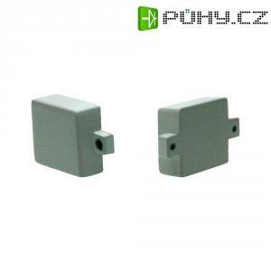 Modulová krabička MG Strapubox, (d x š x v) 28 x 23 x 10 mm, šedá (MG 23-0GR)