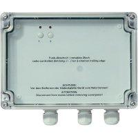 Bezdrátový fázový stmívač na omítku HomeMatic, 85972, 2kanálový, 300 W
