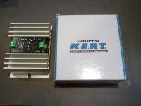 Lineární stabilizátor na chladiči 12-28V/3,4.5,5,9,12V DC 1-2A