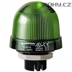 Trvalé světlo Werma, 815.200.00, 12 - 240 V/AC/DC, IP65, zelená