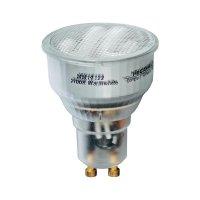 Úsporná žárovka reflektor Megaman GU10, 7 W, teplá bílá