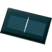 Miniaturní solární panel Conrad Components YH-46X76, 0,5 V, 400 mA