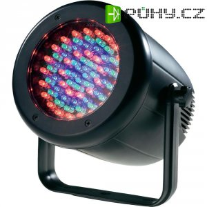 LED DMX reflektor Octopod Multi-Color, 76 LED, černá