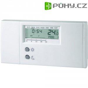 Pokojový termostat s týdenním programem TS-101, bílá