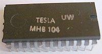 MHB104 - přijímač signálů HDO