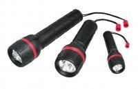 VELAMP LED gumová baterka IRUB2LED