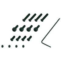 Sada šroubů GAUI, M2x4,6 M2x8,4 M2x5 M2x2 (207606)