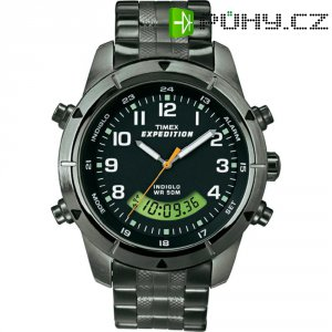 Ručičkové náramkové hodinky Timex Expedition Metal Combo, T49826