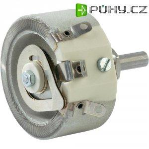 Výkonový potenciometr otočný drátový TT Electro, 470 Ω, 10 W , ± 10 %