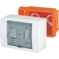 Elektronický regulátor otáček R10, 200 W, 1 A, bílá