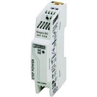 Zdroj na DIN lištu Phoenix Contact STEP-PS/1AC/24DC/0.5, 24 V/DC, 0,5 A
