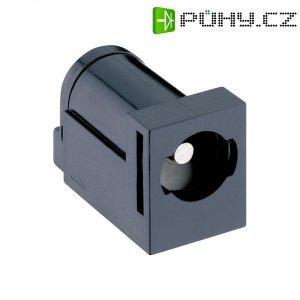 Napájecí konektor Lumberg 161323, Rozpínač, zásuvka vestavná horizontální, 5,7/5,7 mm