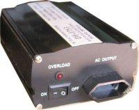 Měnič 24V/230V 200W,modifikovaná sinusovka, Plně funkční.