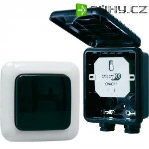 Bezdrátový vypínač s venkovním přijímačem Home Easy, HE834S, 30 m