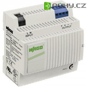 Zdroj na DIN lištu Wago Epsitron Compact Power 787-1022, 4 A, 24 V/DC