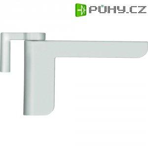 Dveřní minizavírač ABUS 2603 WABTS46891, bílý