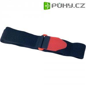 Páska se suchým zipem, Fastech 689-330C, černá, 900 mm x 25 mm, 2 ks