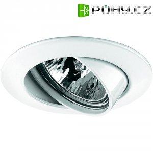 Vestavné osvětlení Paulmann Premium 17953, 50 W, GU5.3, otáčivé, bílá