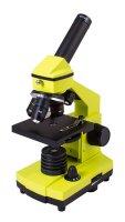 Mikroskop LEVENHUK RAINBOW 2L PLUS zelená