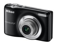 Fotoaparát NIKON Coolpix L25 black