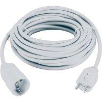 Prodlužovací kabel GAO, 5 m, 16 A, bílá